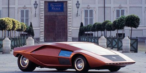 Bertone's 10 Best Designs - Photos