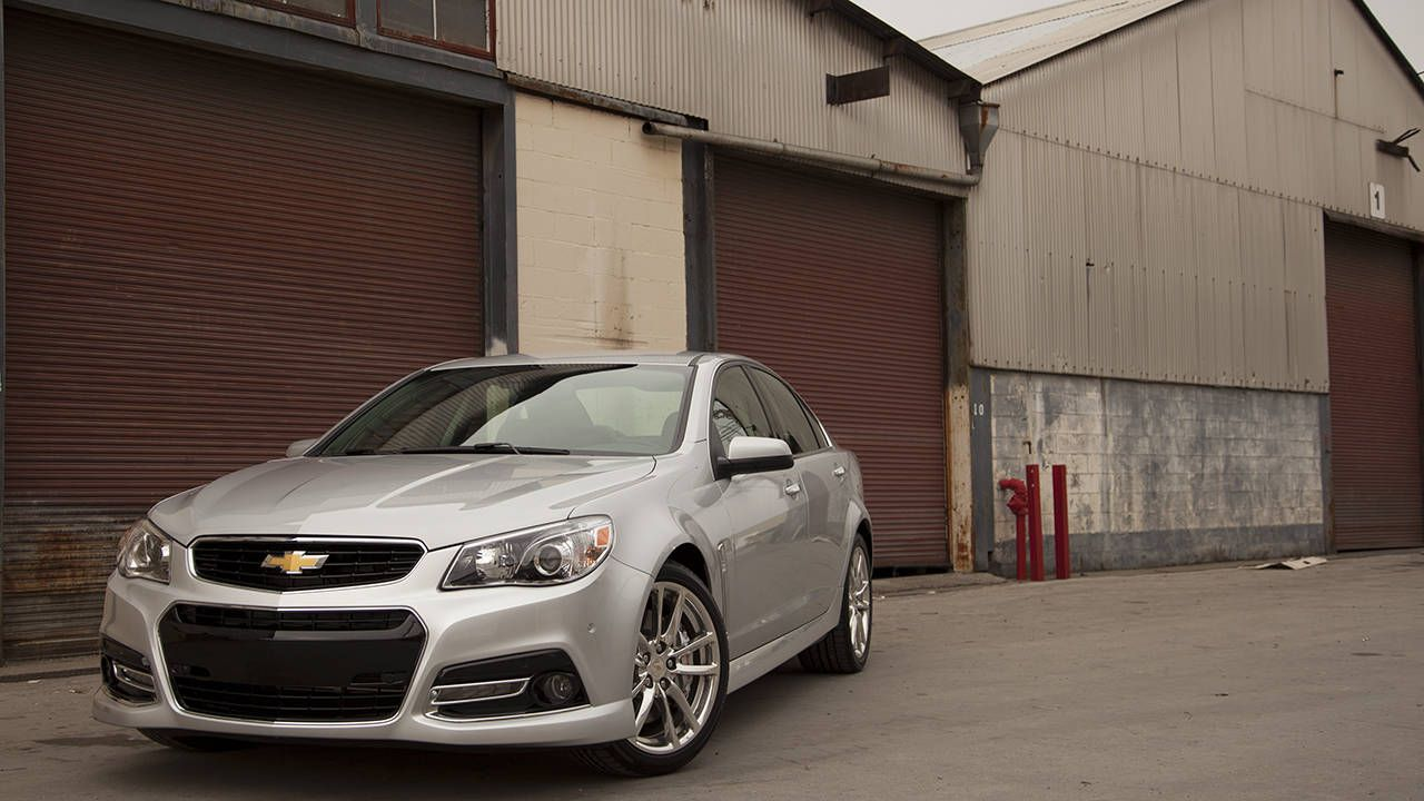 Drive Notes: 2014 Chevrolet SS