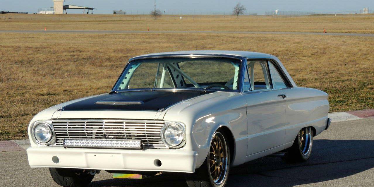 Photos: Aaron Kaufman's 1963 Ford Falcon