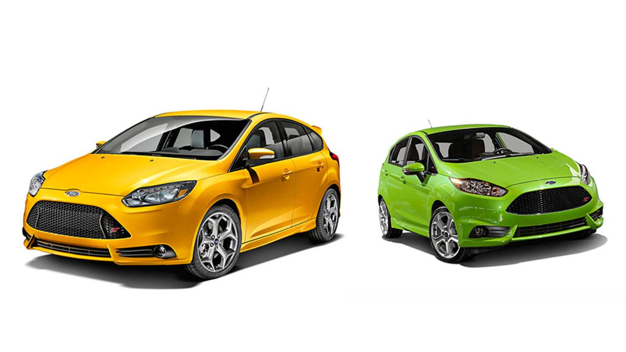 Now That Ford Has Two Compact Performance Models In Roughly The Same Price Range The Reasonable Driver Will Have Questions Were Glad You Asked