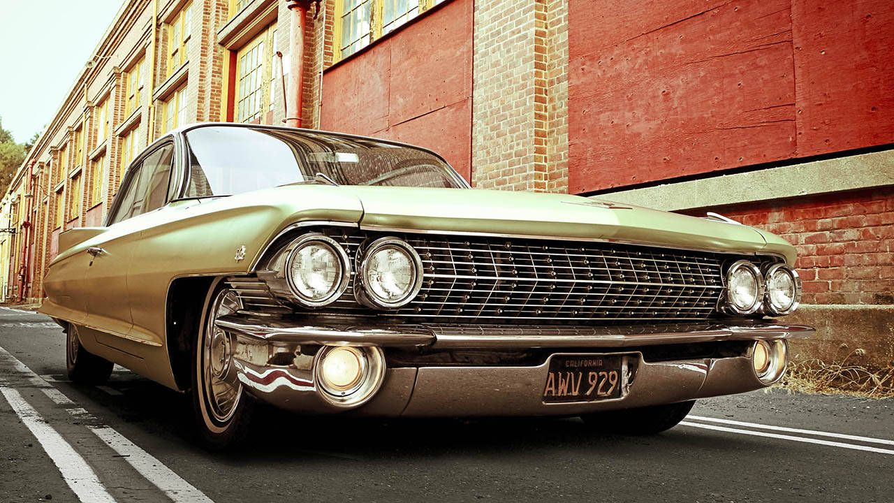 It's My Daily Driver: 1961 Cadillac Coupe DeVille
