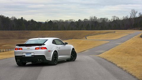 Camaro Has Only Two More Years To Go In Its Cur Guise Period Until A Very New Probably Alpha Platform Model Ears Possibly As 2016