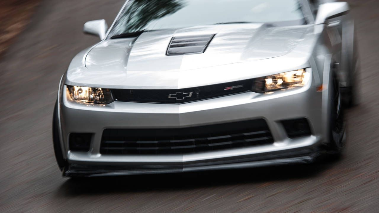 Here's why you won't be able to build a Camaro Z/28 clone