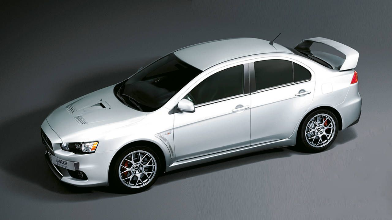 The evo x fq 440 is mitsubishis 440 hp gift to england