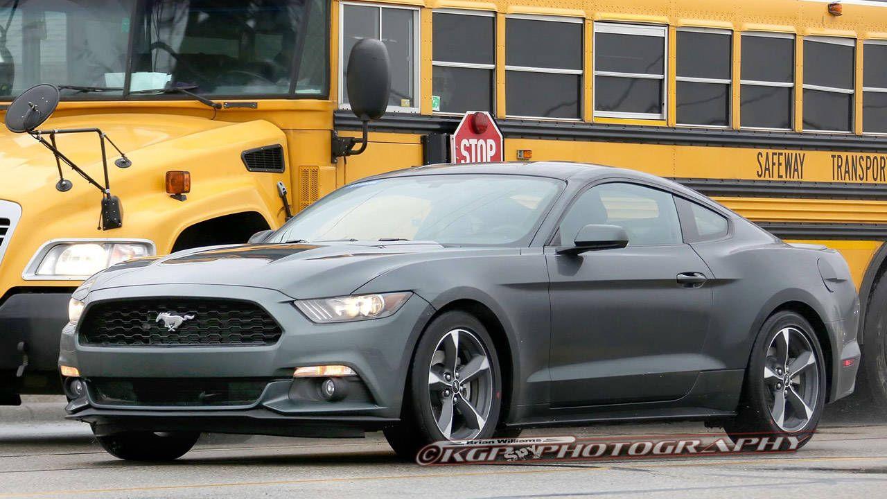 2015 Ford Mustang starts at $24,425