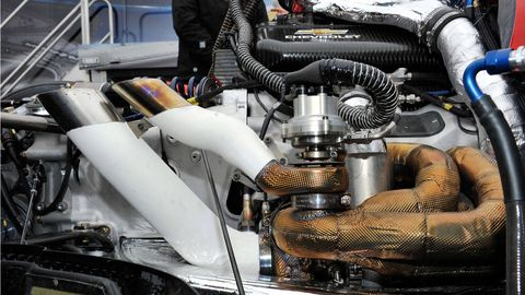 Inside the engines that power IndyCar - Racing News