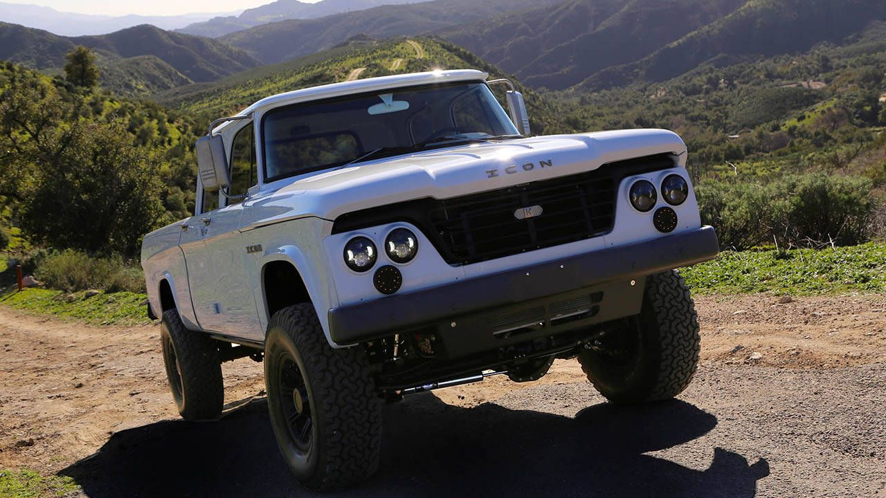 Buy the ICON D200 Power Wagon
