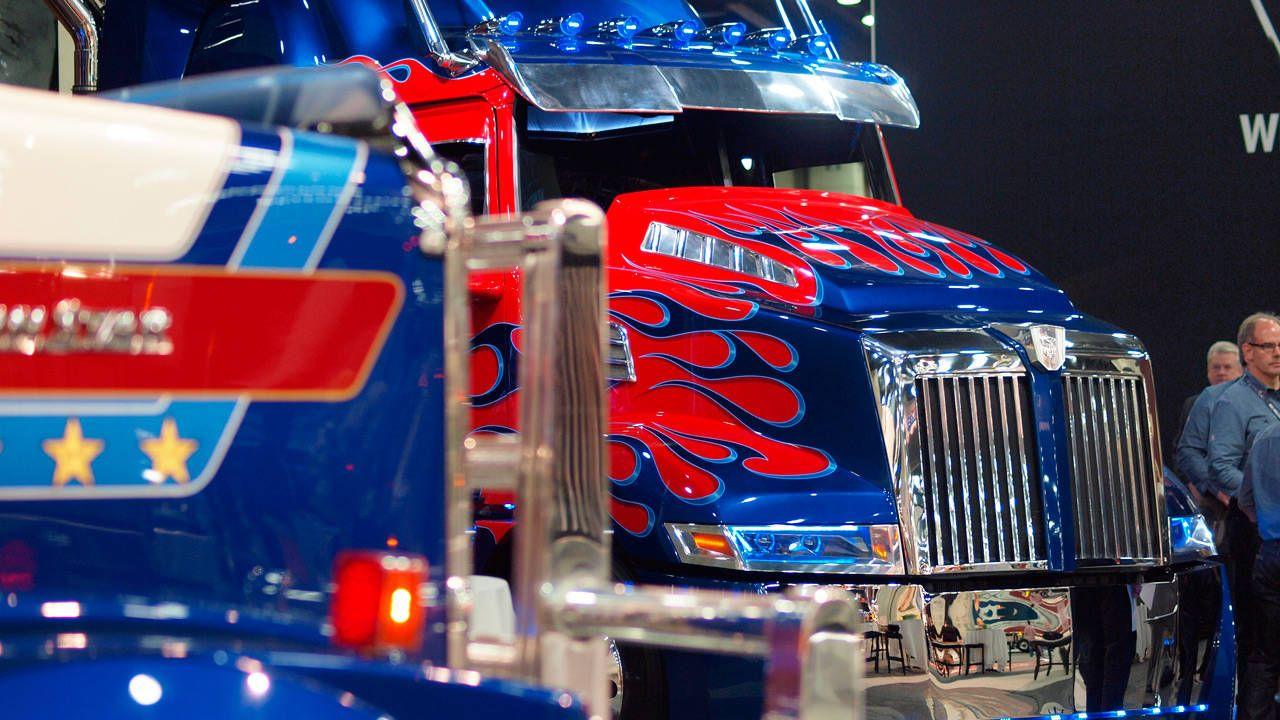Optimus Prime invades...Louisville?