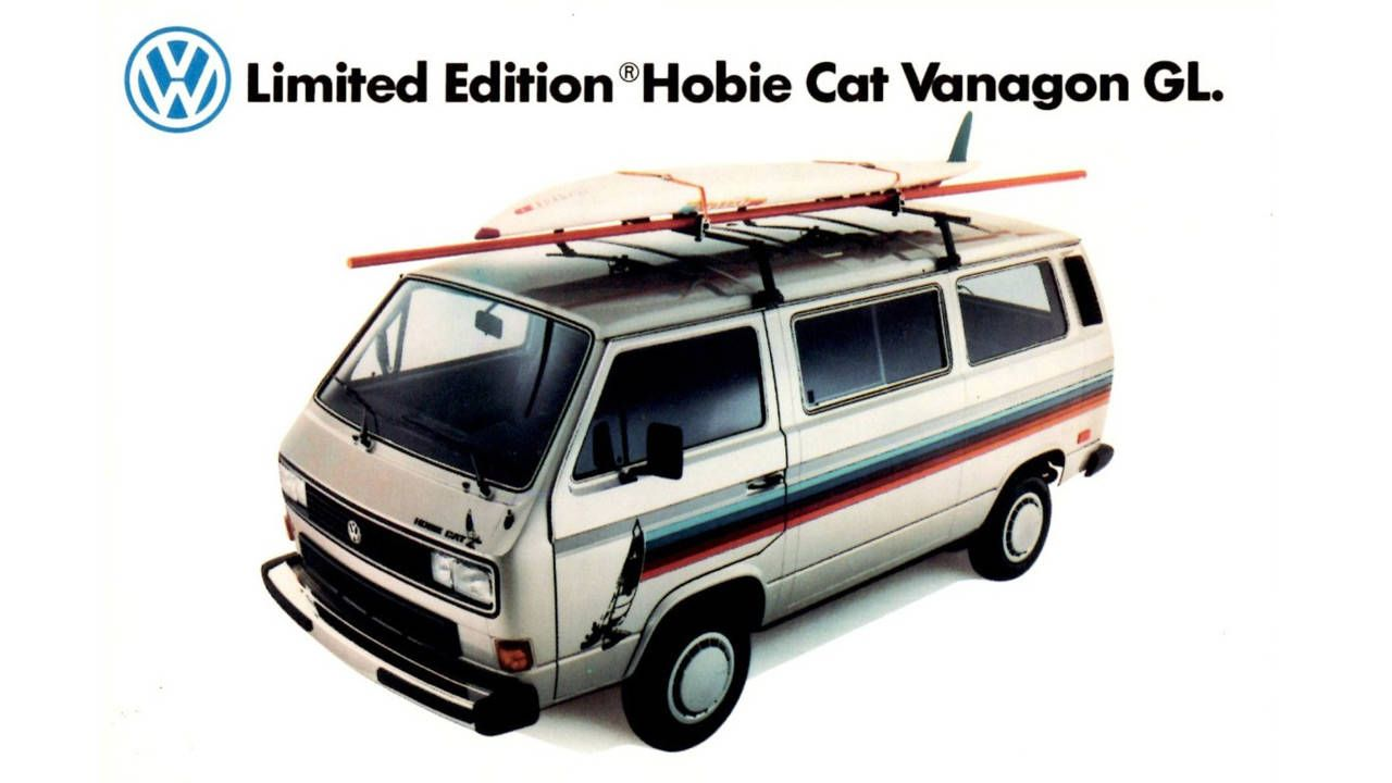 When Hobie and VW merged surf culture and corporate synergy