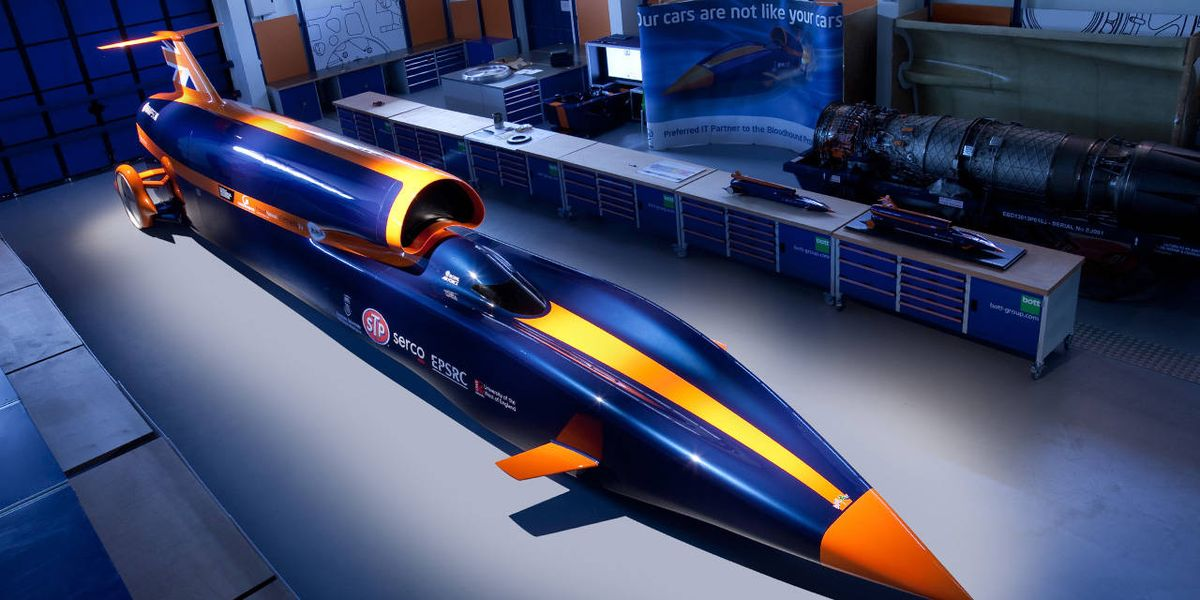 Land Speed Record >> America's Time To Build A Land Speed Record Car - News