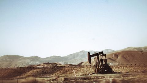 Soil, Mining, Rubble, Sand, Petroleum, Bulldozer, Wadi,