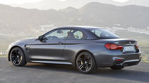 BMW M Convertible First Looks - 2015 convertible bmw