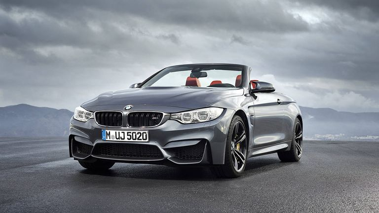 BMW M Convertible First Looks - 2015 bmw m4 convertible price