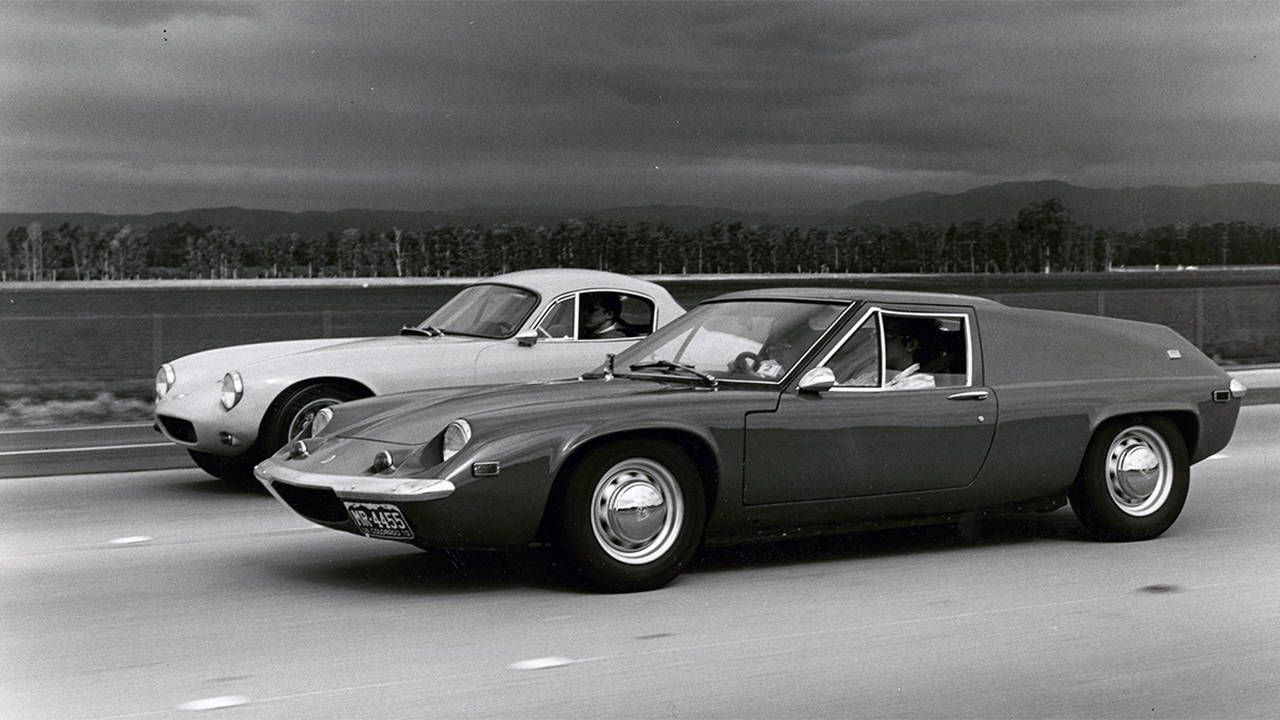 Classic Review Of The 1970 Lotus Europa S2 R Amp T Archives