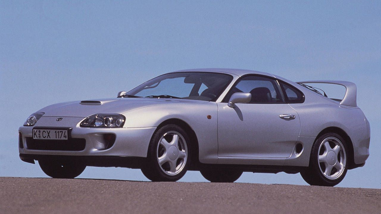 Why the Supra still matters