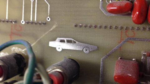 Motor vehicle, Red, Car, Cable, Carmine, Model car, Wire, Produce, Natural foods, Toy vehicle,