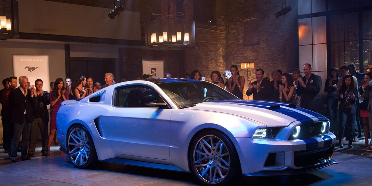 Need For Speed Movie Mustang Sells For 300 000 Auction News