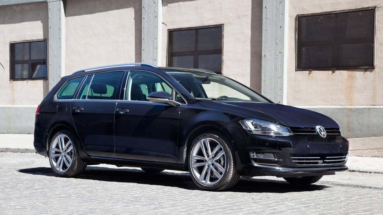 Volkswagen Golf TDI SportWagen Concept set to debut in New York