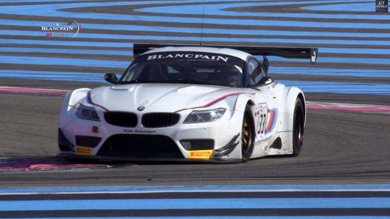 Alex Zanardi Bmw Z4 Gt3 Laps Racing Videos