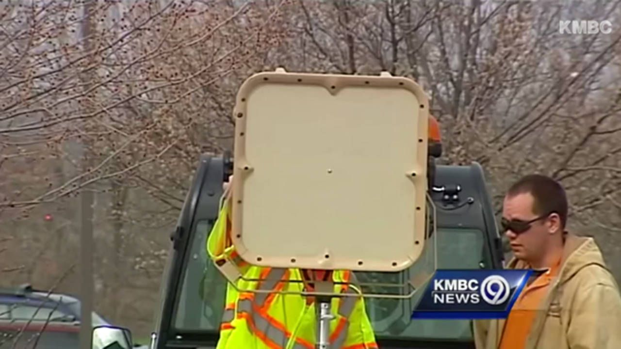 Missouri shoots drivers with LRAD sound cannons to encourage safer driving