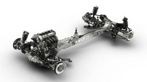 Tech Secrets of the 2016 Mazda Miata Chassis