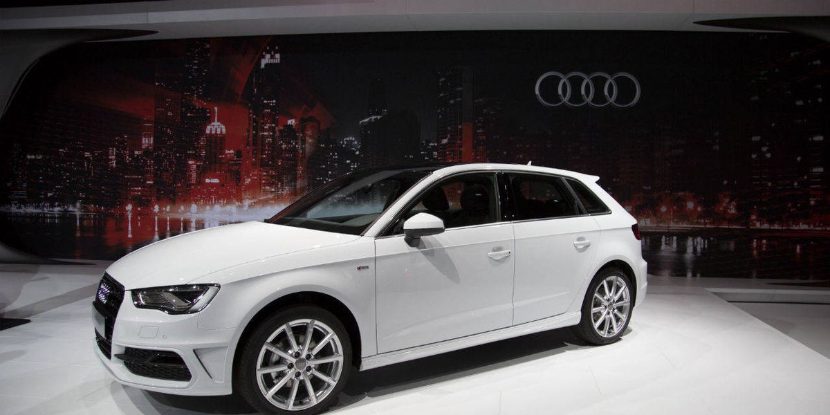 2015 Audi A3 Sportback At Nyias Photos