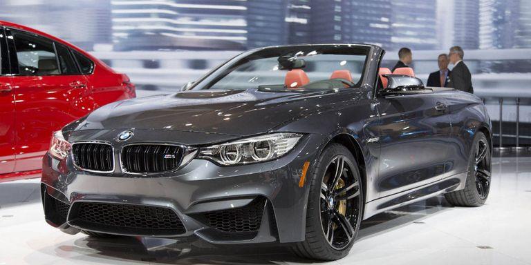 BMW M ConvertiblePhotos - Bmw 2014 m4