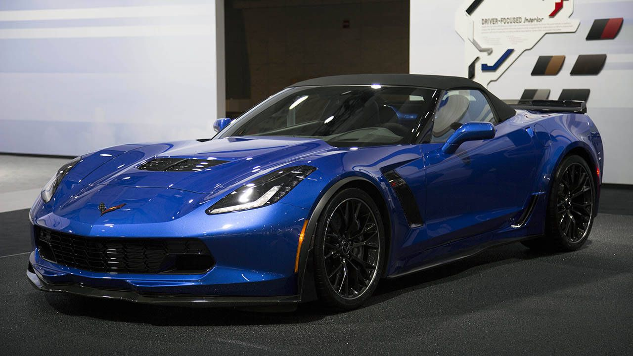 photos: 2015 chevrolet corvette z06 convertible