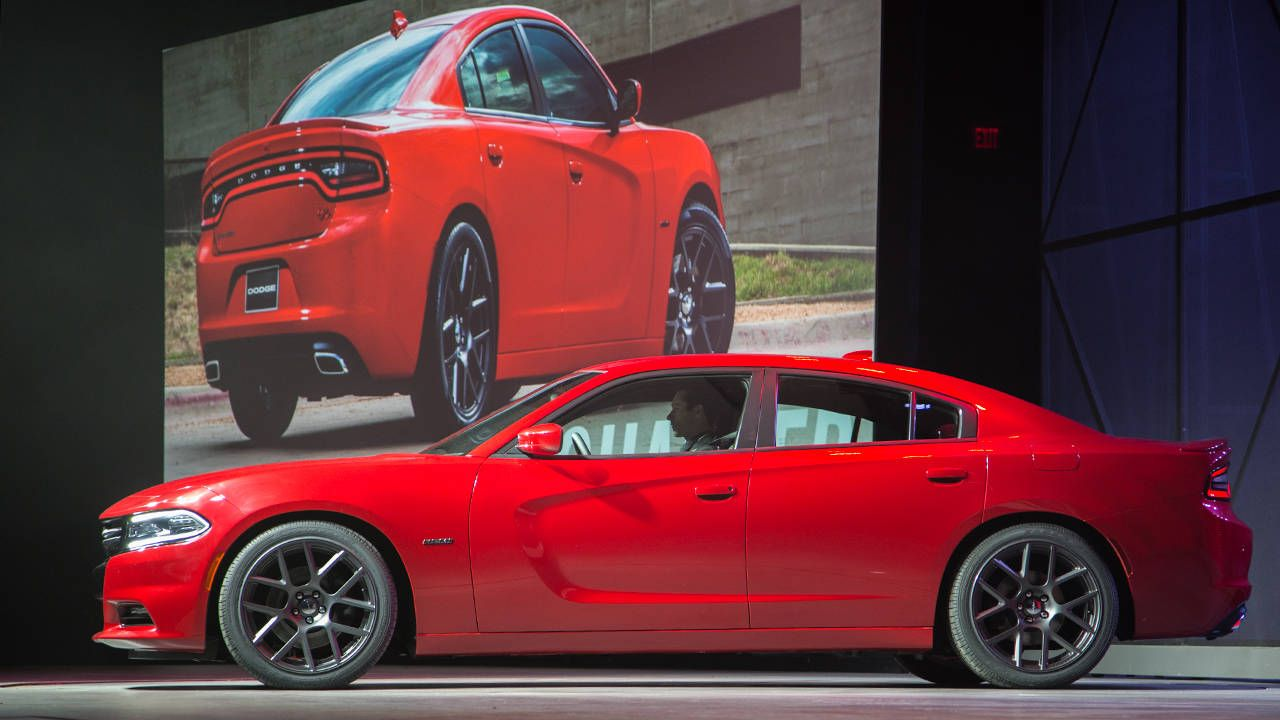 Dodge is building the world's most powerful sedan, and we have proof
