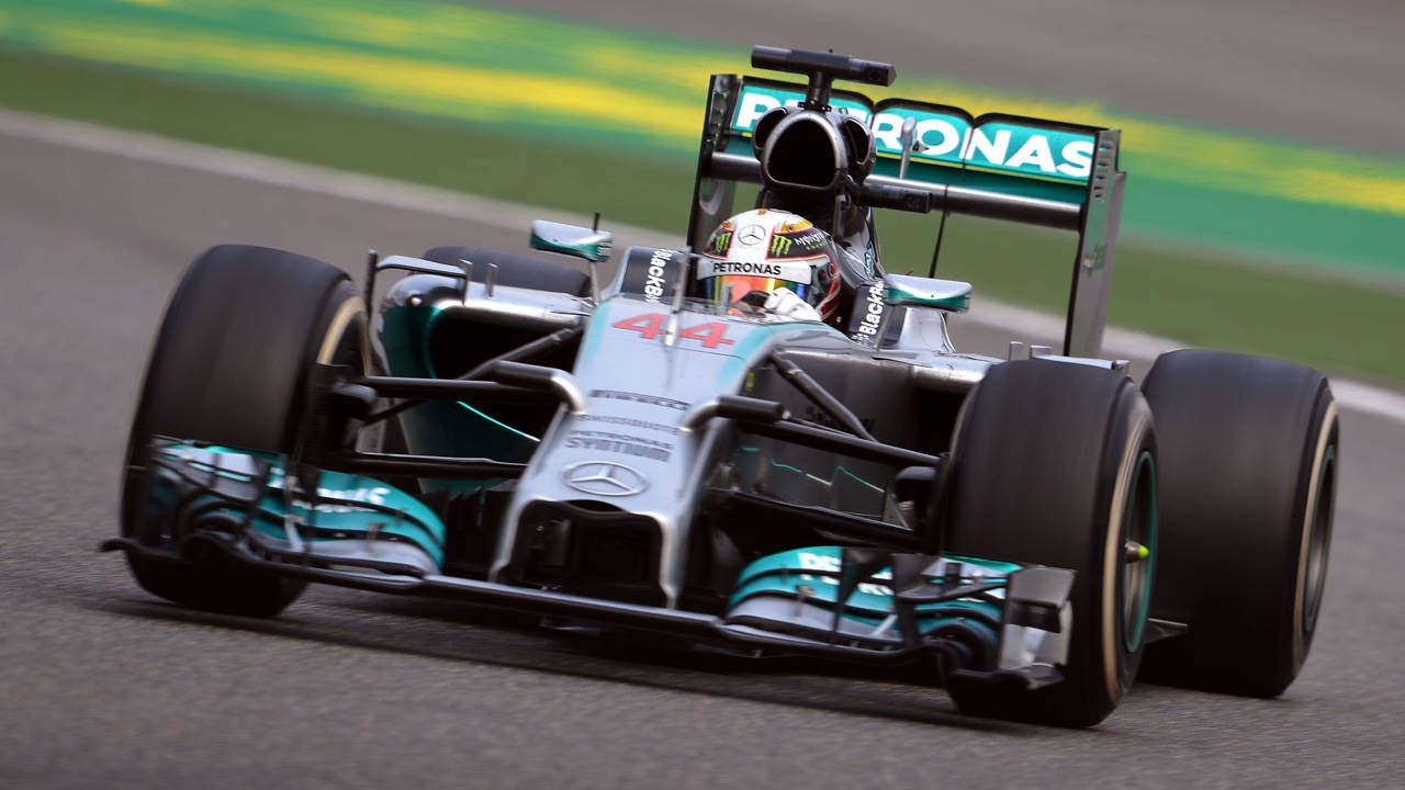 Another runaway win for Mercedes at 2014 F1 Chinese Grand Prix