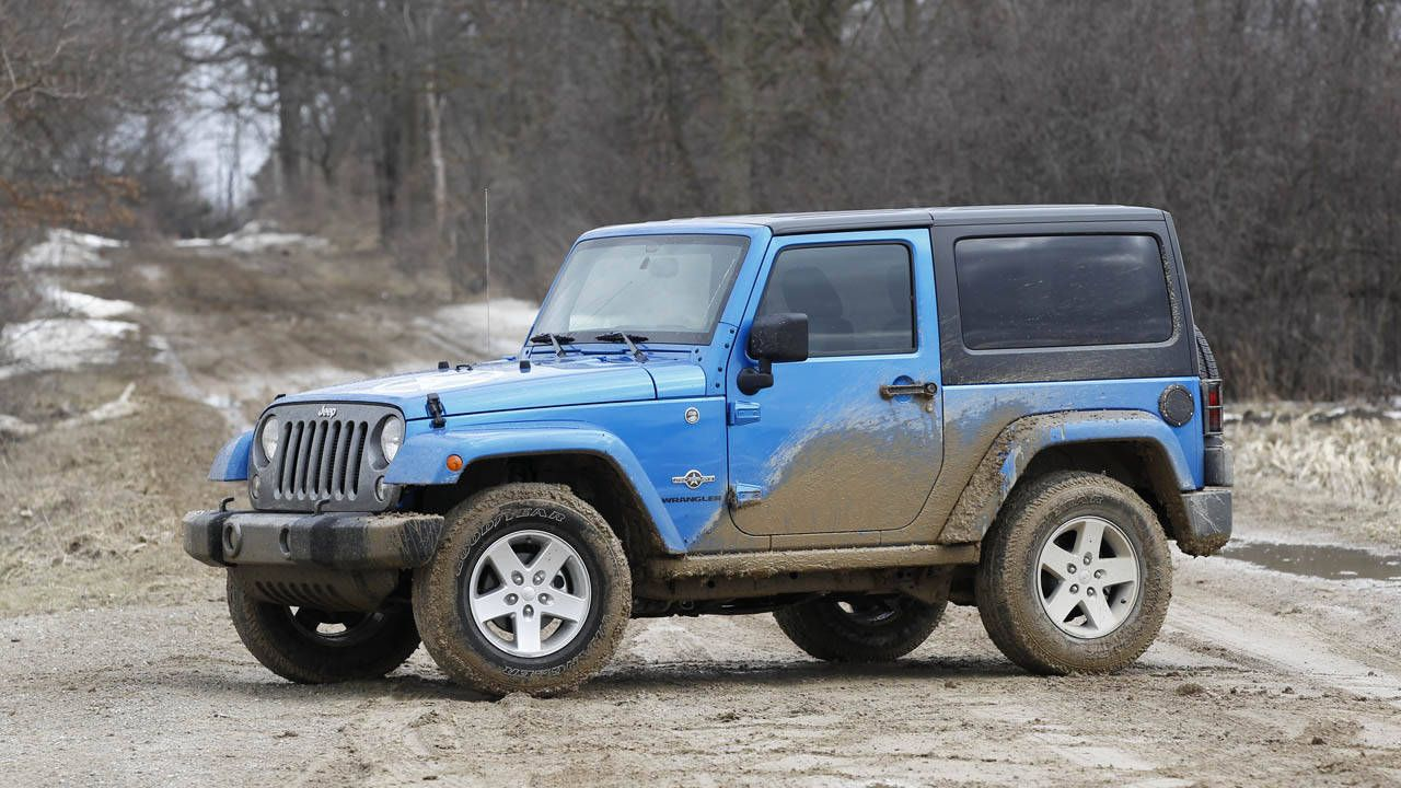 Oscar Mike Meaning >> 2014 Jeep Wrangler Oscar Mike Edition Drive Notes