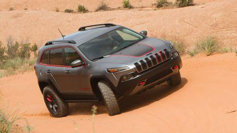 Tire, Automotive tire, Vehicle, Natural environment, Automotive exterior, Land vehicle, Hood, Sand, Car, Landscape,