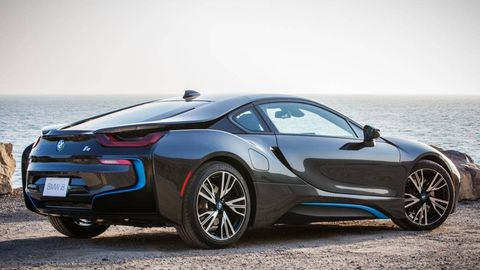 10 Things We Learned About The 2015 Bmw I8 First Drives