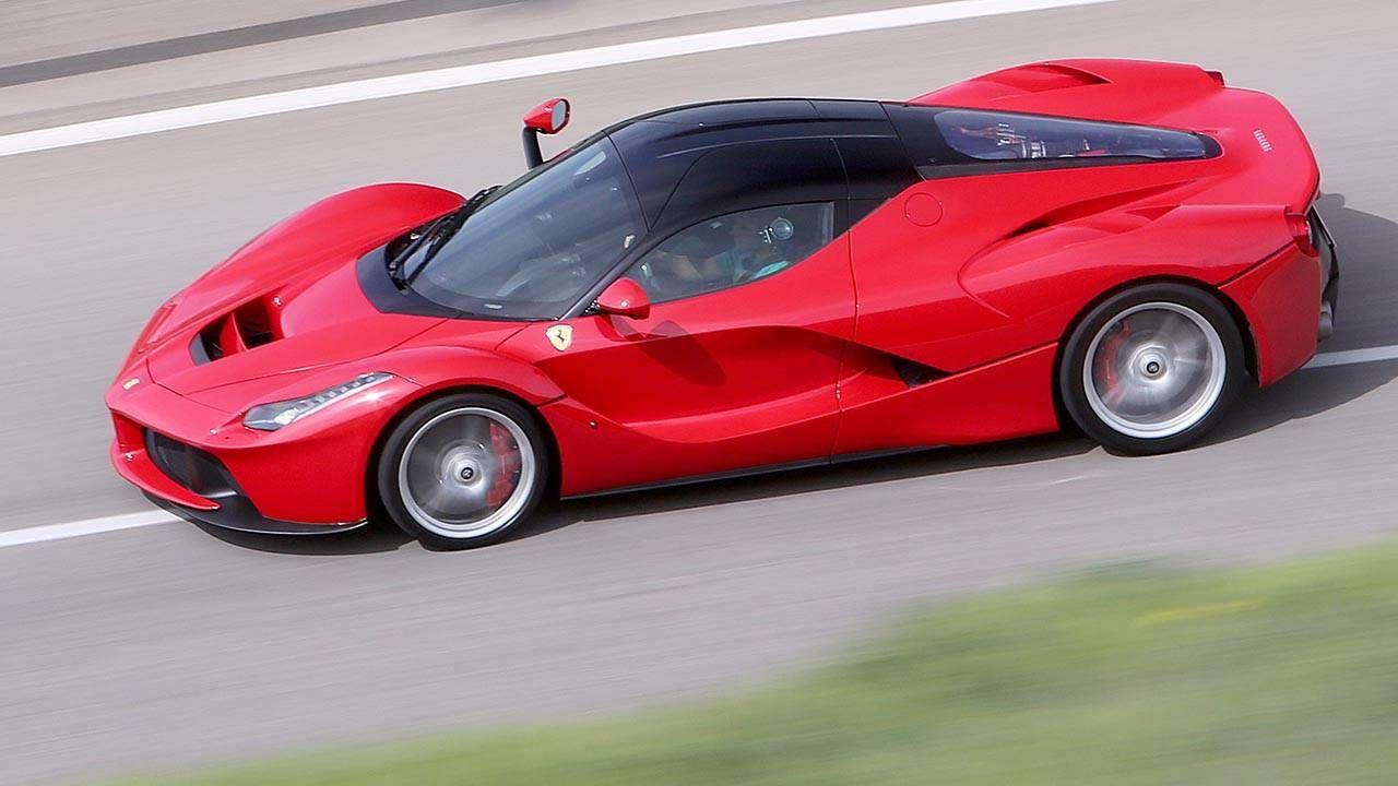 Rumor has it Ferrari's building a LaFerrari Spider