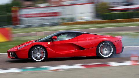 Tire, Wheel, Mode of transport, Automotive design, Vehicle, Transport, Red, Supercar, Car, Performance car,