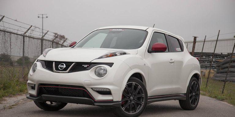 2014 Nissan Juke NISMO RS  First Looks