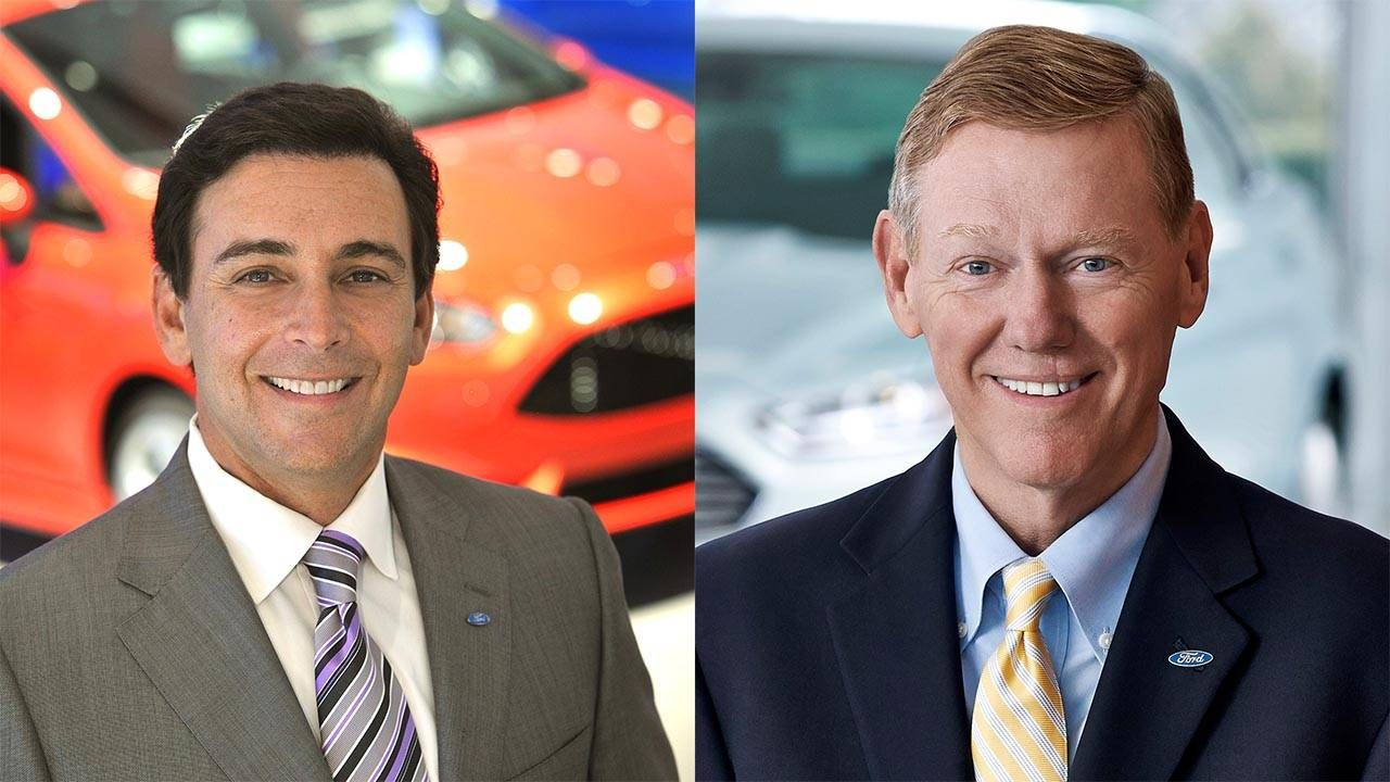 Mark Fields is the next Ford CEO