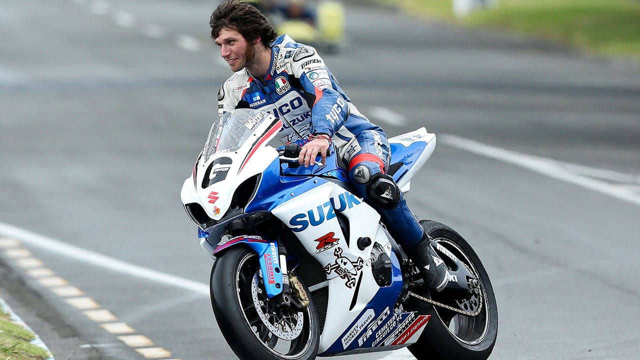 Guy Martin is headed to Pikes Peak