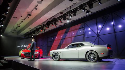 Srt Emerged As A Standalone Brand With Single Car The New Viper In Addition To Its Ortment Of Hi Po Specials For