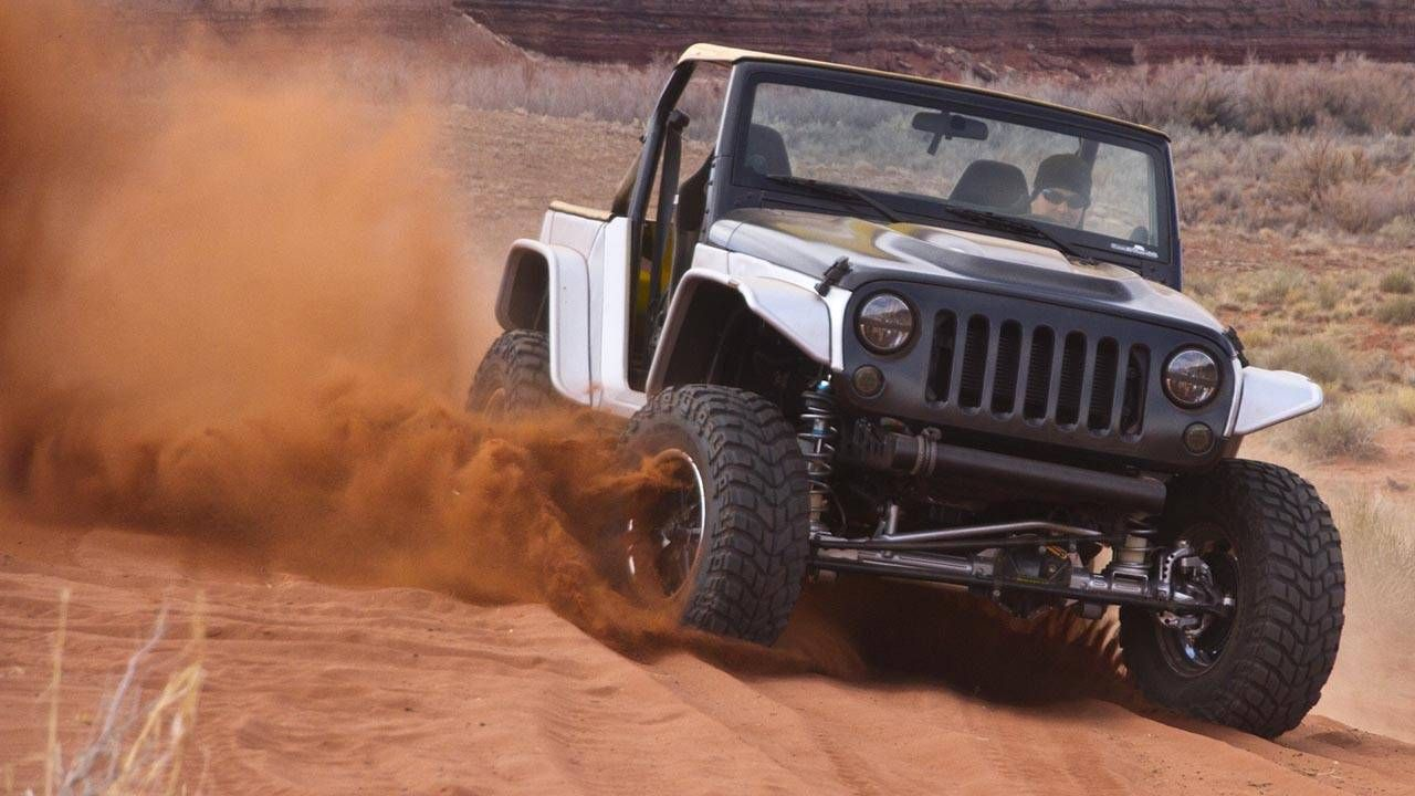 The next Jeep Wrangler might be aluminum