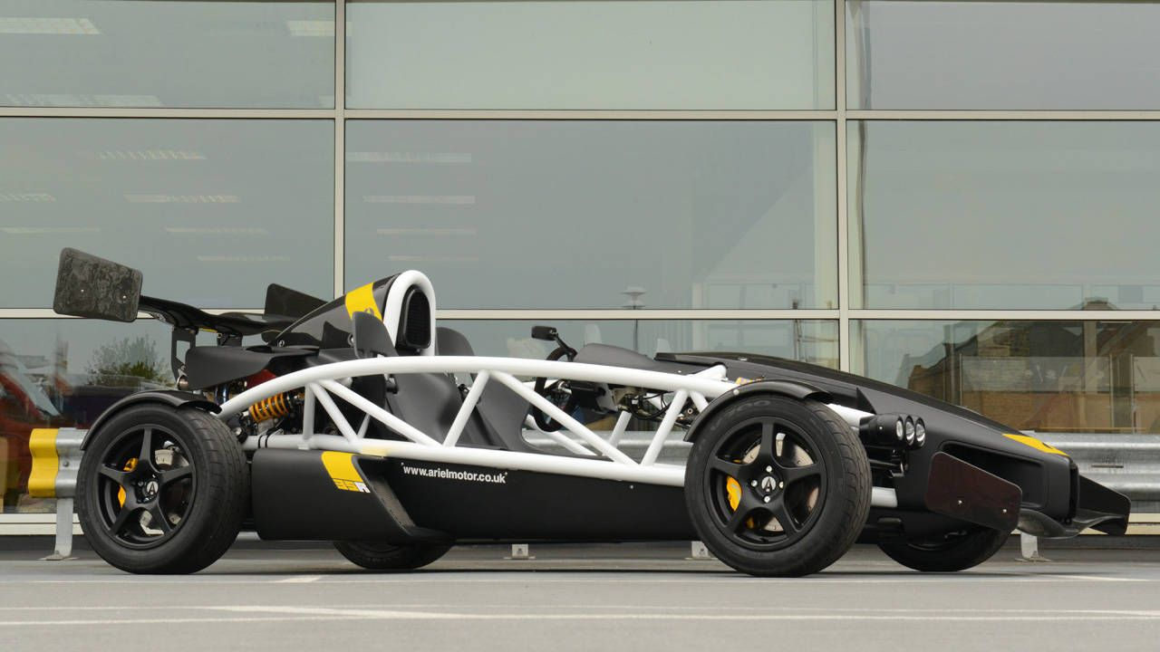 The Ariel Atom 3.5R is here to embarrass your supercar