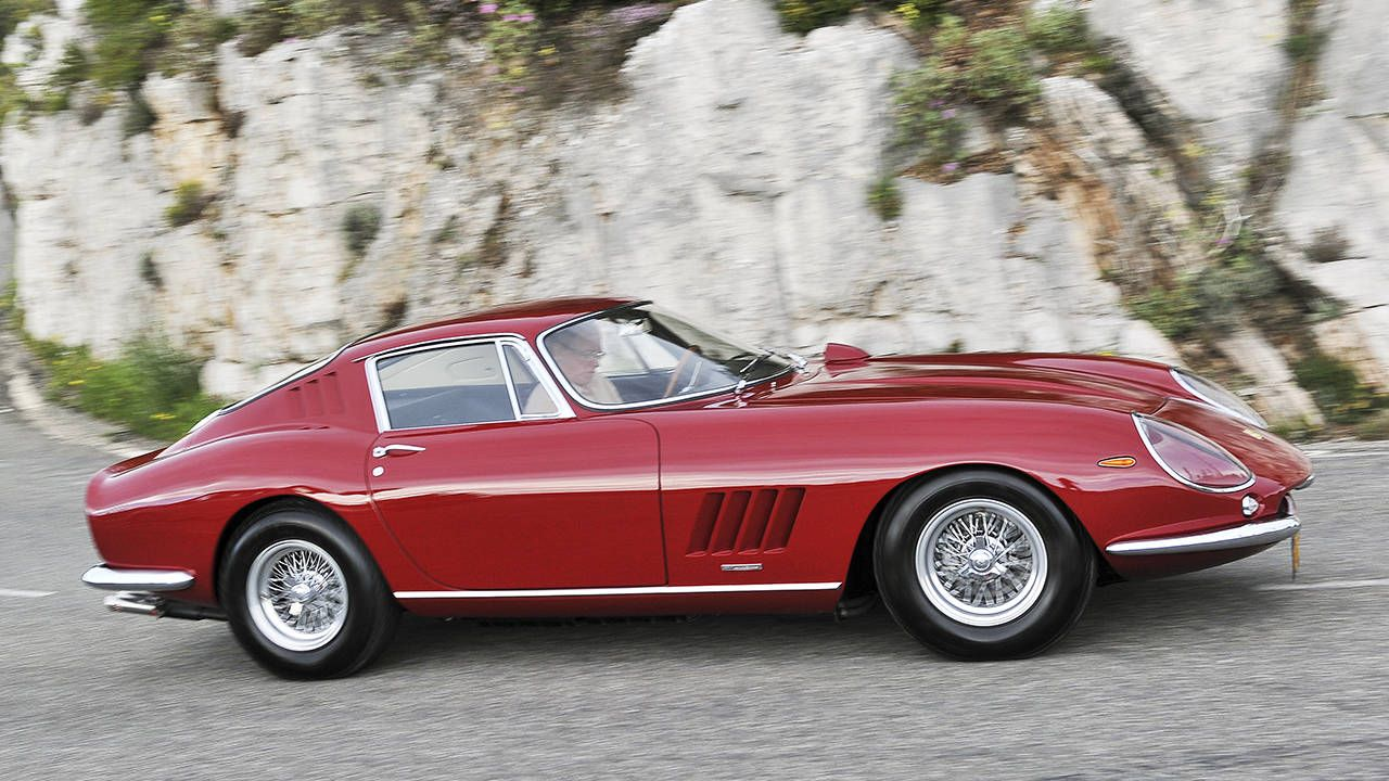 Steve McQueen's '67 Ferrari 275 GTB/4 should fetch $8.5 million