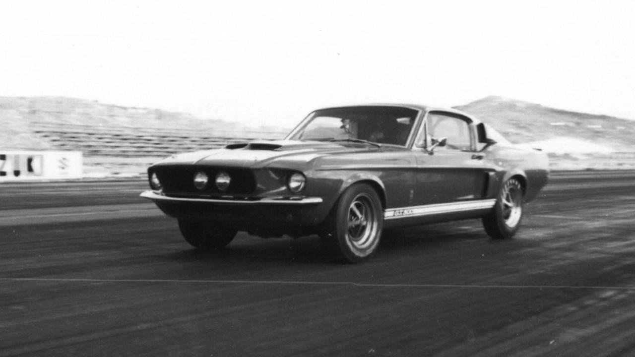 Drive flashback 1967 shelby gt 500