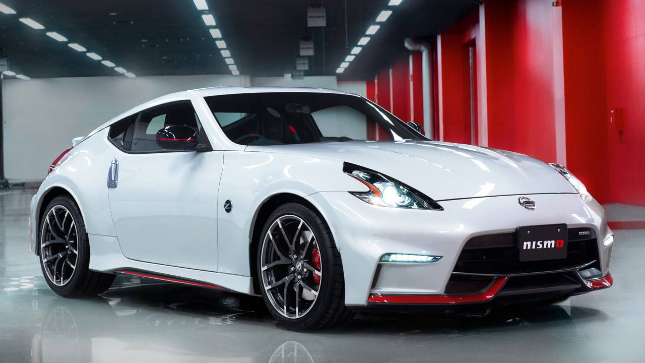 2015 Nissan 370Z NISMO gets facelift, seven-speed auto