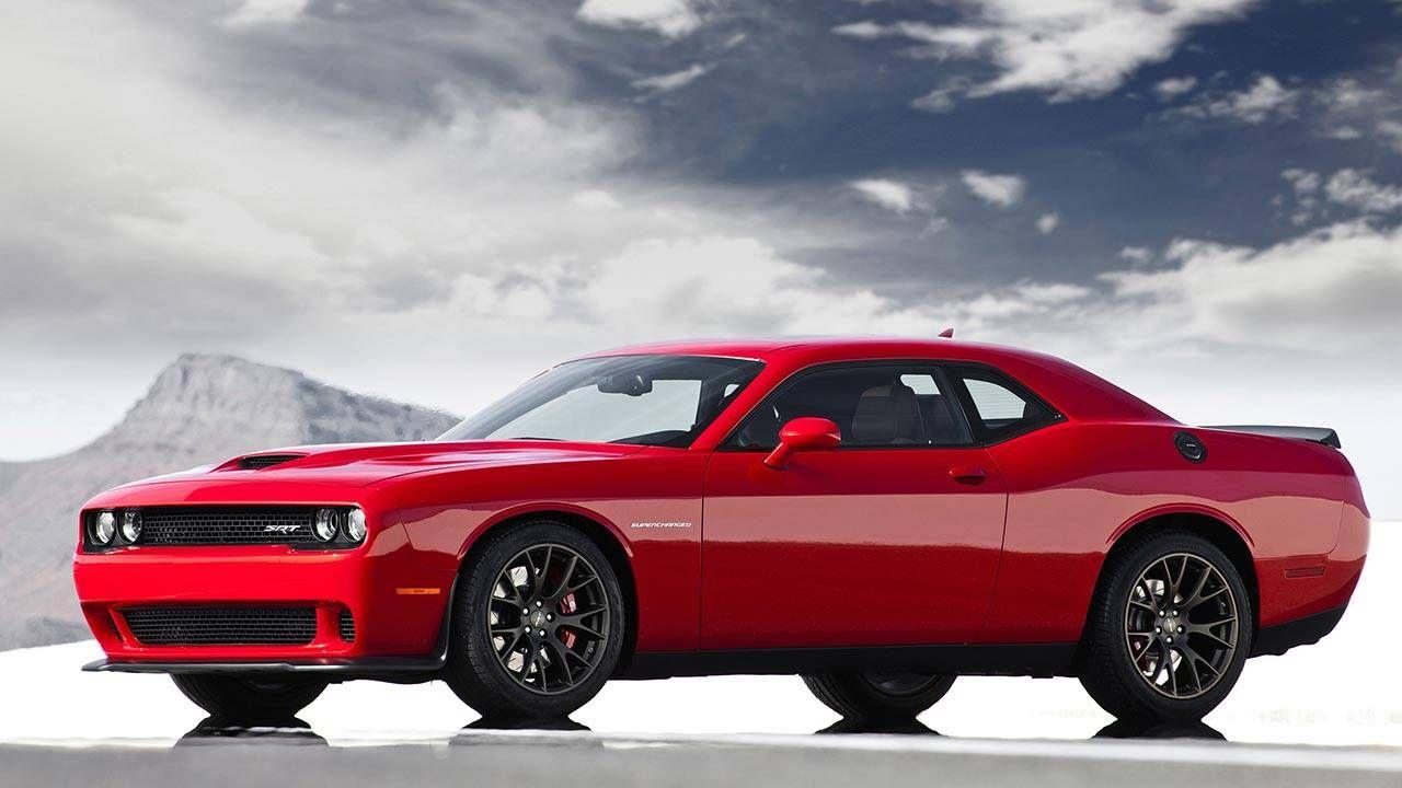2015 Dodge Challenger SRT Hellcat: 600+ hp and a ram-air headlamp