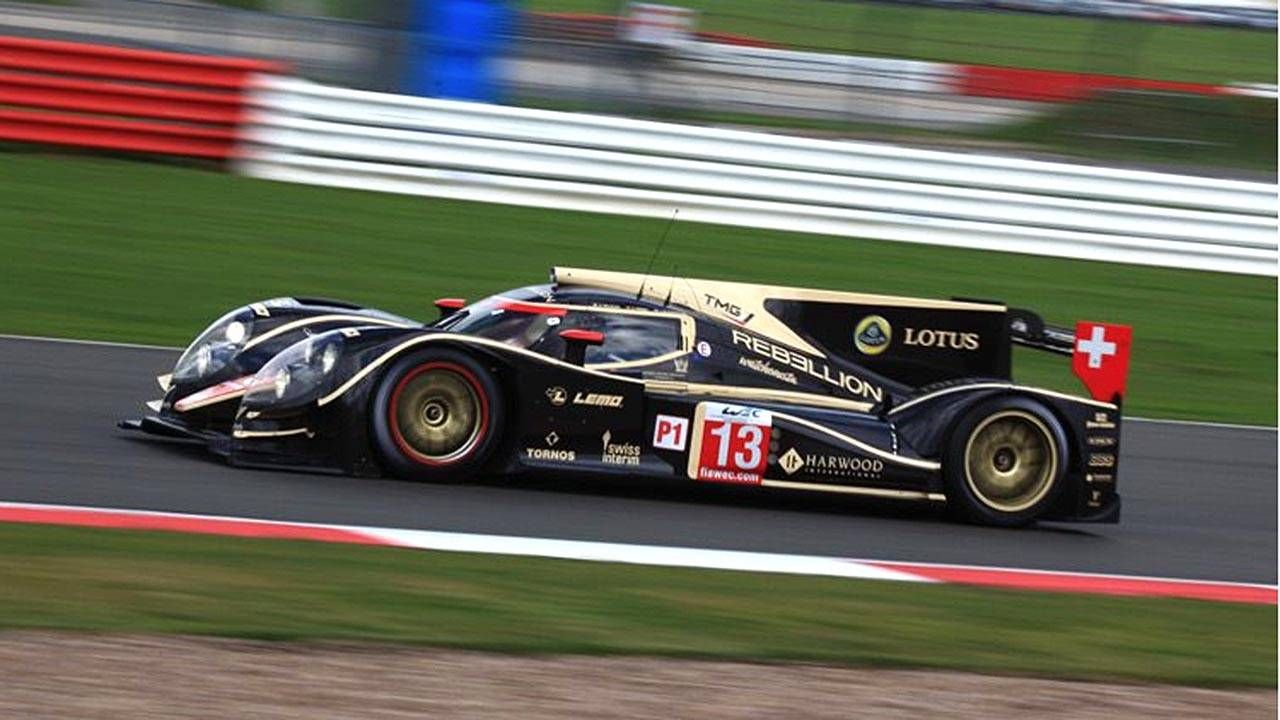 Lotus LMP1 car dropped from Le Mans