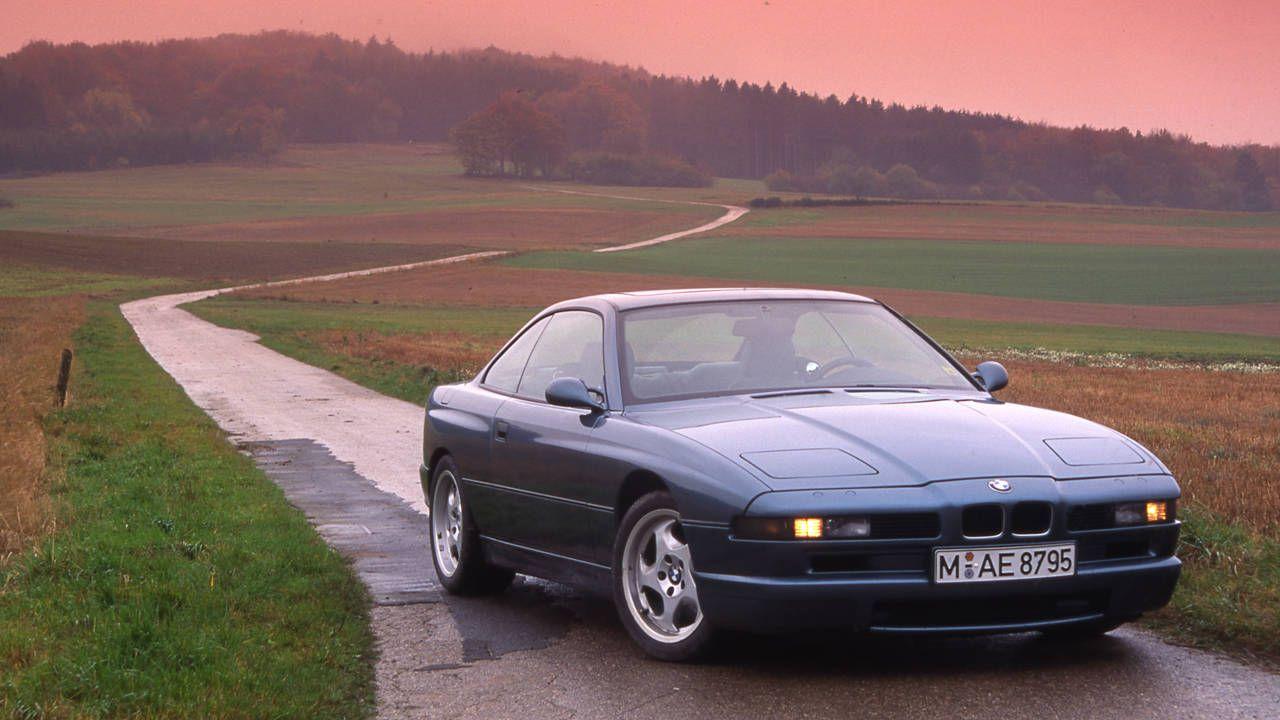 Drive Flashback 1994 Bmw 850csi