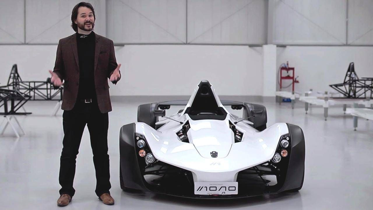 Driving a BAC Mono is a bit sci-fi, a bit intoxicating radness