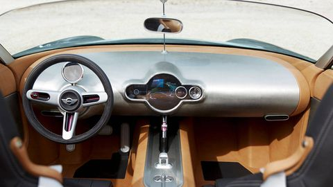 Motor vehicle, Mode of transport, Transport, Steering part, Steering wheel, Luxury vehicle, Glass, Gear shift, Center console, Personal luxury car,
