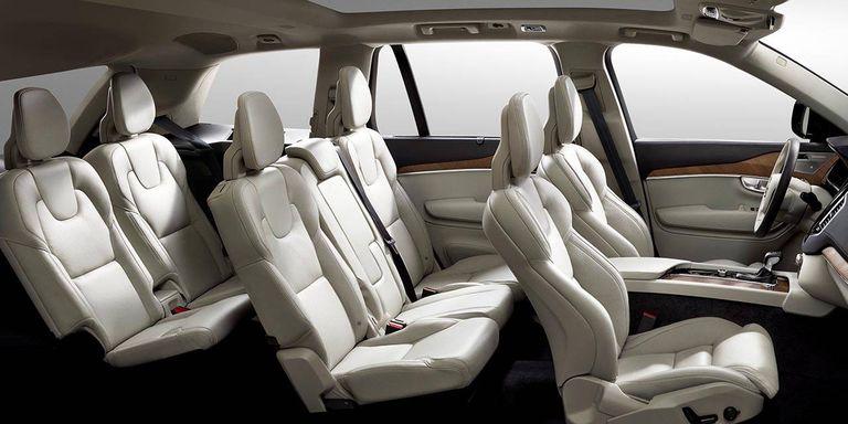 Photos: 2015 Volvo XC90 Interior